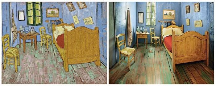 Чикагский институт искусств воссоздал комнату Ван Гога