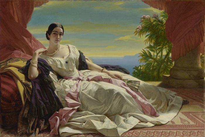 портрет княгини Л. И. Витгенштейн, 1843