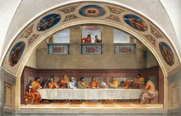 «Тайная вечеря» в Сан-Сальви (1511-1527)