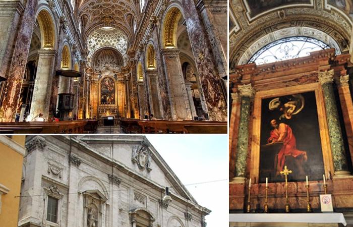 Церковь Сан-Луиджи-деи-Франчези