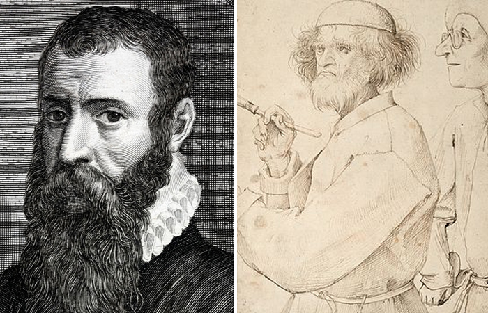 Брейгель Старший и его рисунок «Художник и знаток»