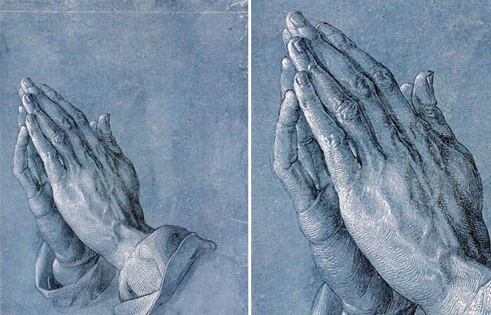 """""""Руки молящегося"""""""