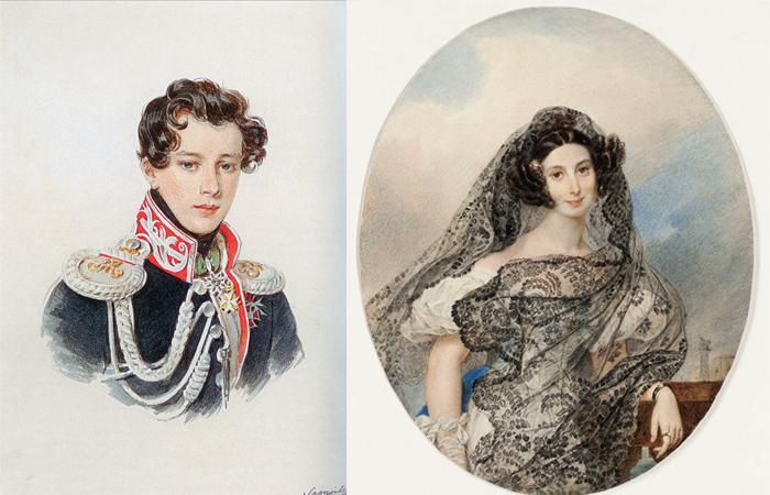 Граф Самойлов и графиня Самойлова