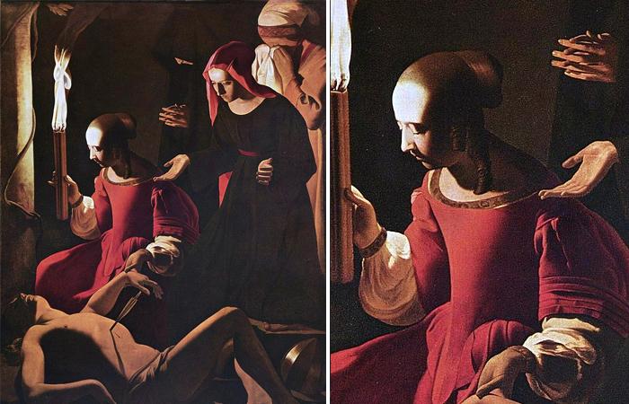 Жорж де Латур «Мученичество святого Себастьяна» (1649)