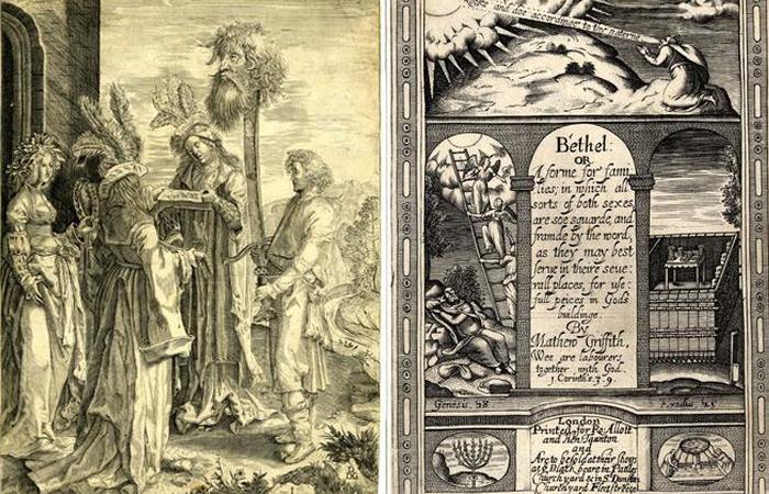 Первые известные гравюры де Гранжа