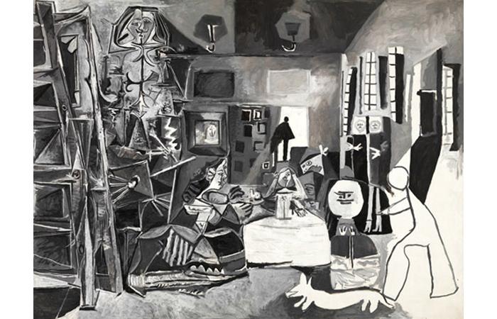 «Менины» Пабло Пикассо (1957)