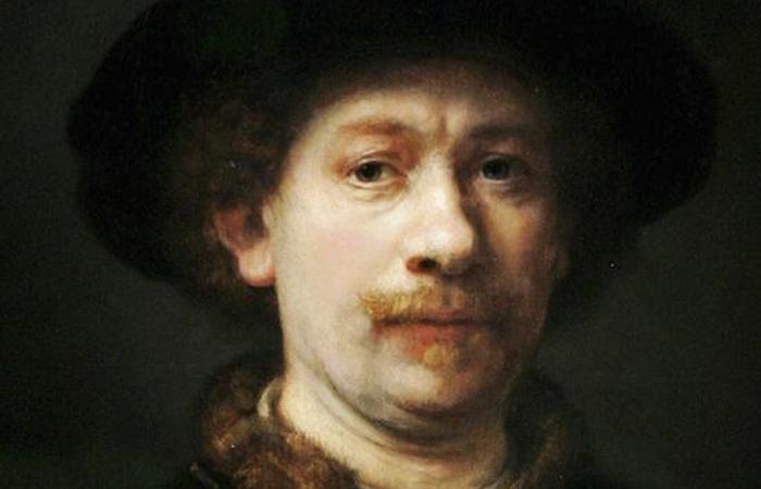 Портрет Рембрандта