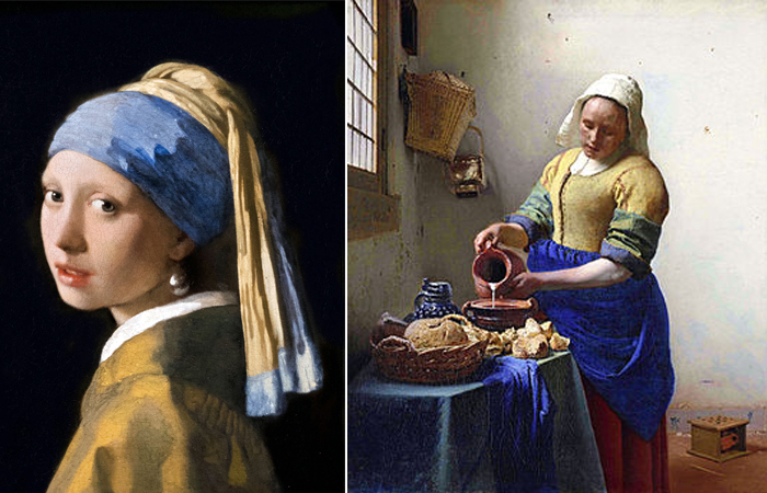 """""""Женщина с жемчужной сережкой"""