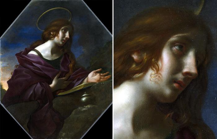 Карло Дольчи «Кающаяся Магдалина» (1670)