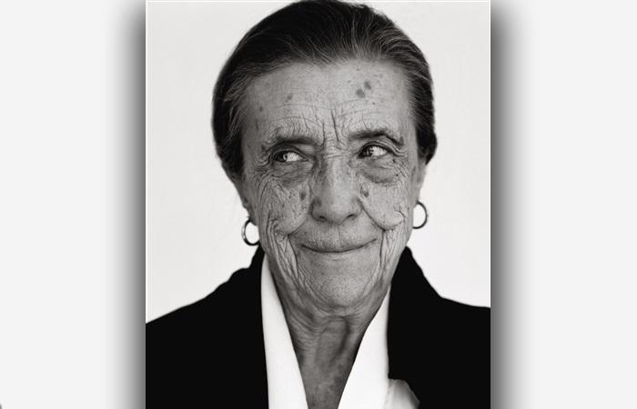 Луиза Буржуа / фото: artnet.com