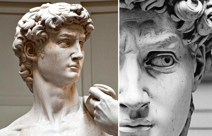 Микеланджело «Давид» 1501—1504 гг.