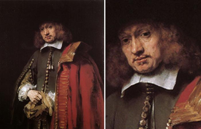 Ян Сикс (портрет Рембрандта)