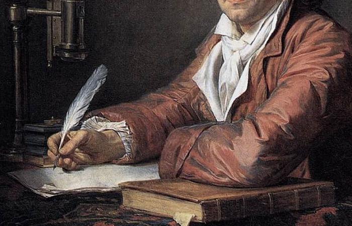 «Портрет доктора Альфонса Лероя» (1783), худ. Жак-Луи Давид, фрагмент / Фото: useum.org