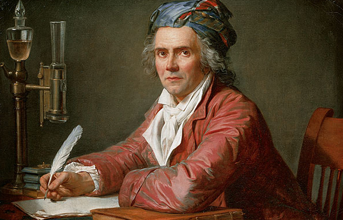 «Портрет доктора Альфонса Лероя» (1783), худ. Жак-Луи Давид / Фото: useum.org