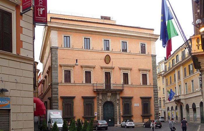 Академии Святого Луки – старинного объединения римских мастеров
