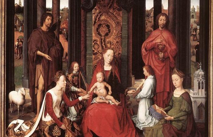 Почему один из лучших художников Средневековья писал картины для больницы: Ганс Мемлинг