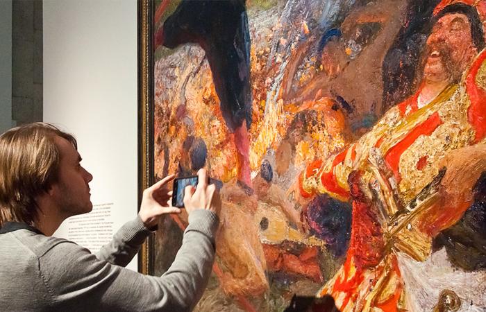 Последняя картина Репина, или Какие жизненные итоги подвел великий художник на своем полотне «Гопак»