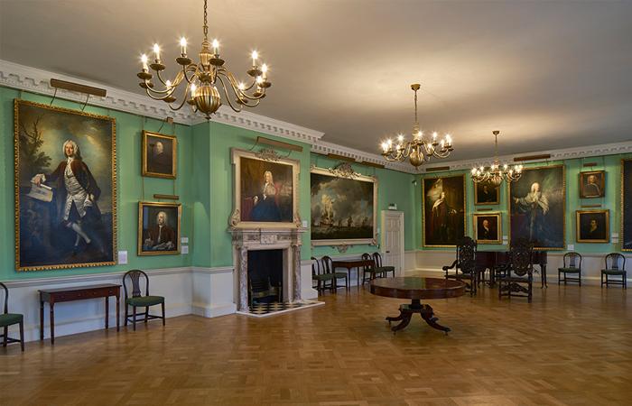 Картинная галерея Музея подкидышей / Фото: countryandtownhouse.co.uk