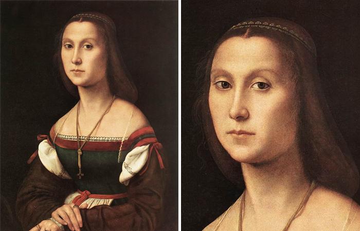 «Немая» (1507-1508)