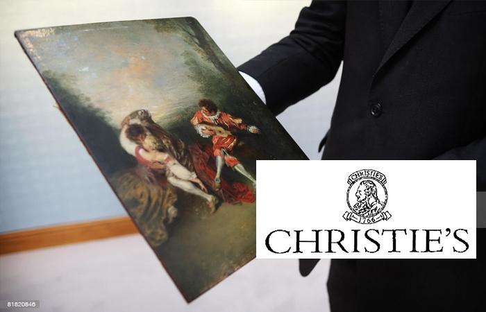 «Сюрприз» Жана-Антуана Ватто на аукционе Christies