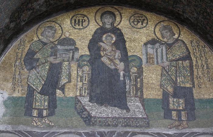 Апсида собора