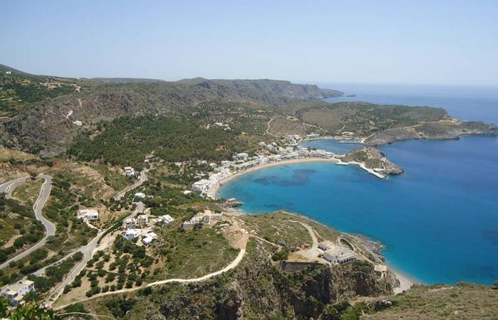 Остров Киферу (Греция) / фото: pixabay.com
