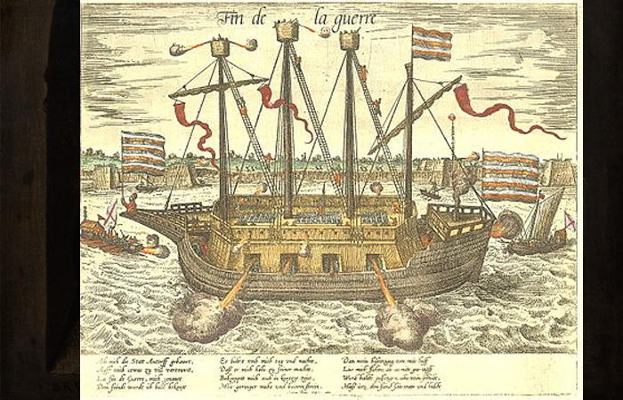 Осада Антверпена (1584—1585)