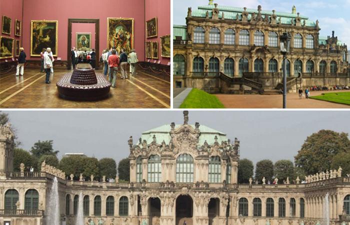 Дрезденская картинная галерея, г.Дрезден