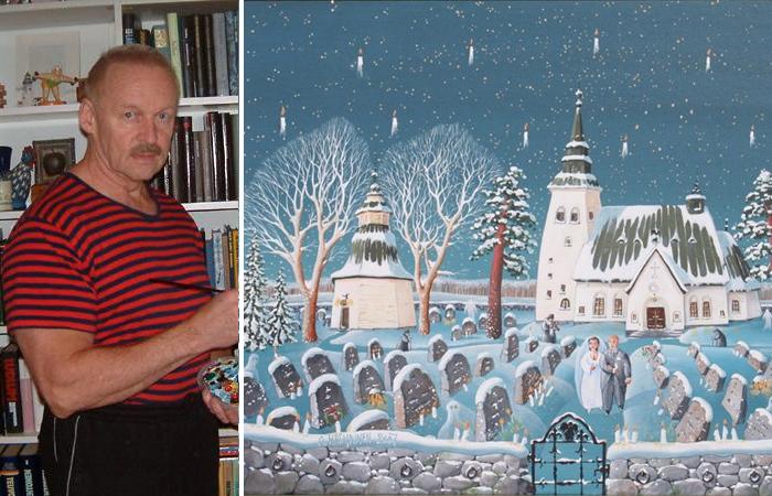 Аймо Катаяйнен: фото и работа «Церковь в Валкеале» 2008 г.