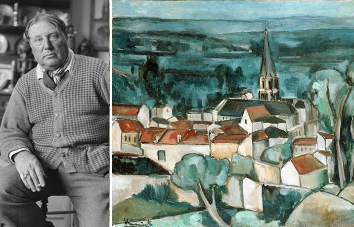 Морис де Вламинк: фото и работа «Буживаль» (1905)