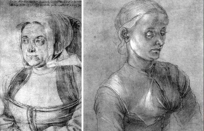 Портреты Агнес