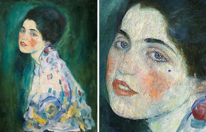 «Портрет женщины»