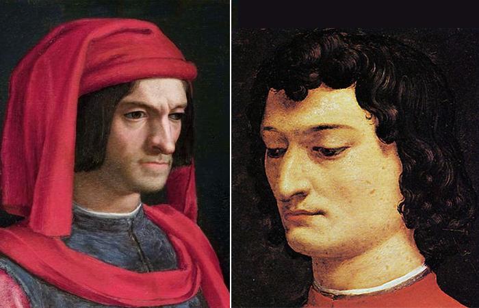 Лоренцо и Джулиано