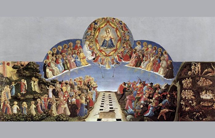 «Страшный суд» (1440–45)