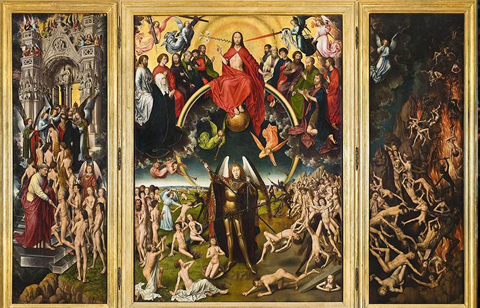 Ганс Мемлинг «Страшный суд». 1473 год / Фото: gallerix.ru