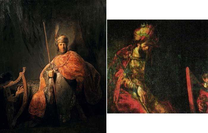 Работы Рембрандта
