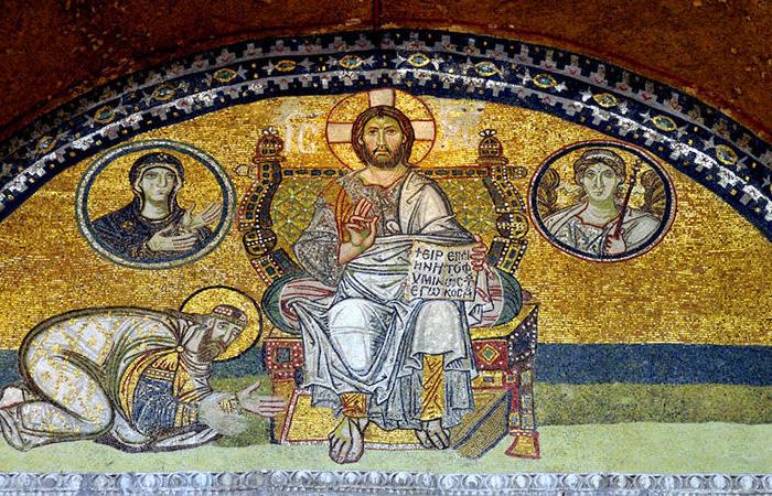 Иисус Пантакратор