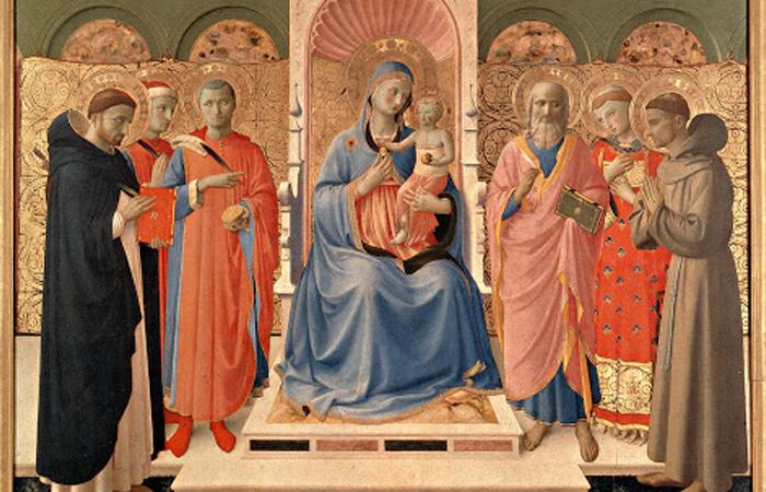 Алтарь Анналена 1445