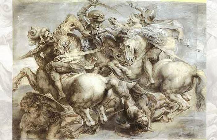 «Битва при Ангиари»