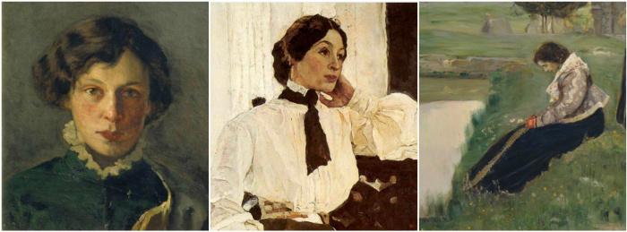 Мария Ивановна Мартыновская (Нестерова)