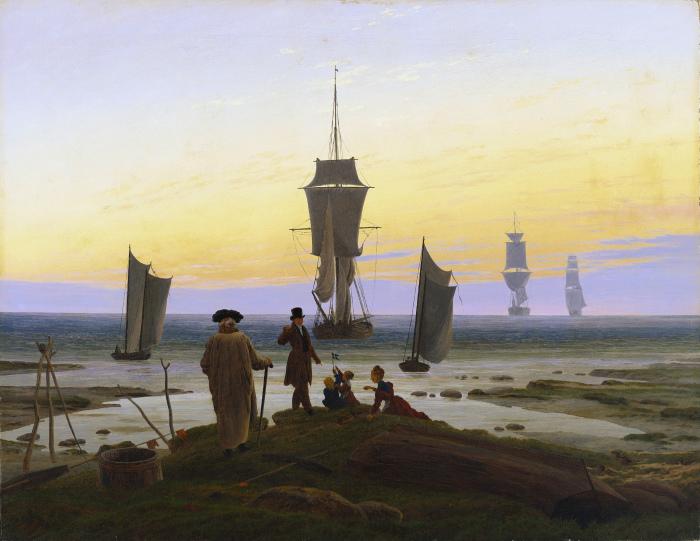 «Этапы жизни»— аллегорическая картина немецкого художника-романтика Каспара Давида Фридриха, написанная в 1835 году.