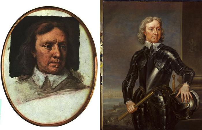 Портреты Кромвеля