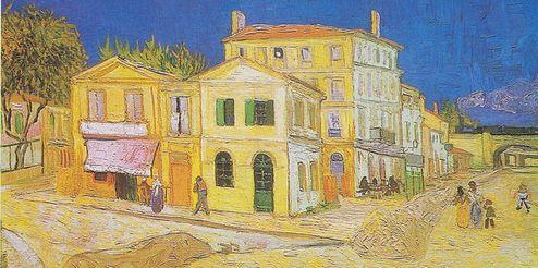 Тот самый желтый дом (г. Арль, площадь Ламартин, дом 2)