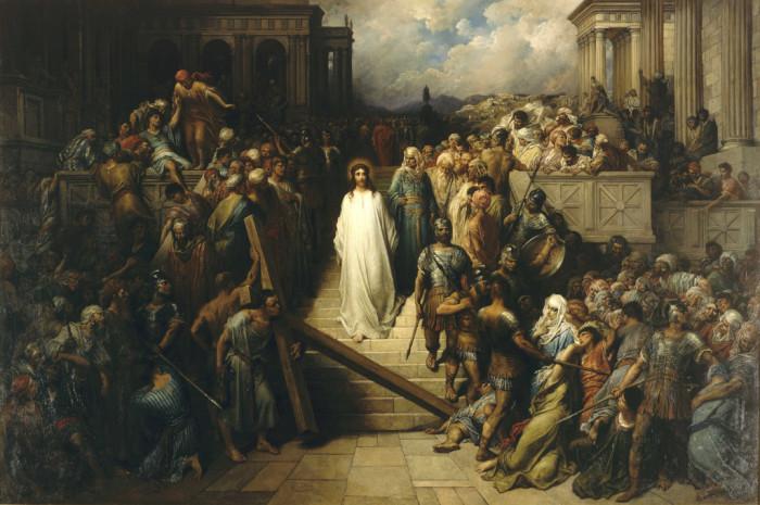 """""""Христос покидает преториум"""""""