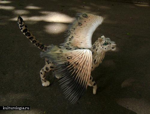 Крылатый Ирбис