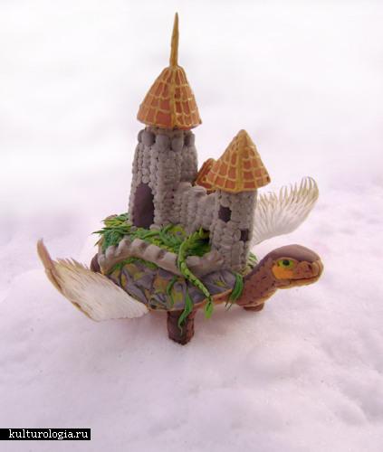 Черепаха и ее Город