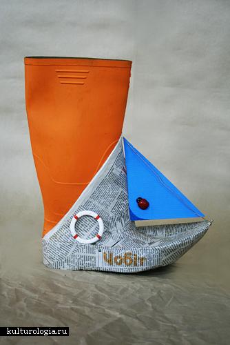 Бумажный кораблик, Настася Фомина