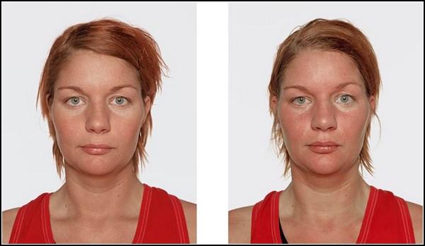 Боксеры до и после боя. Фотопроект от Николая Ховалта (Nicolai Howalt)