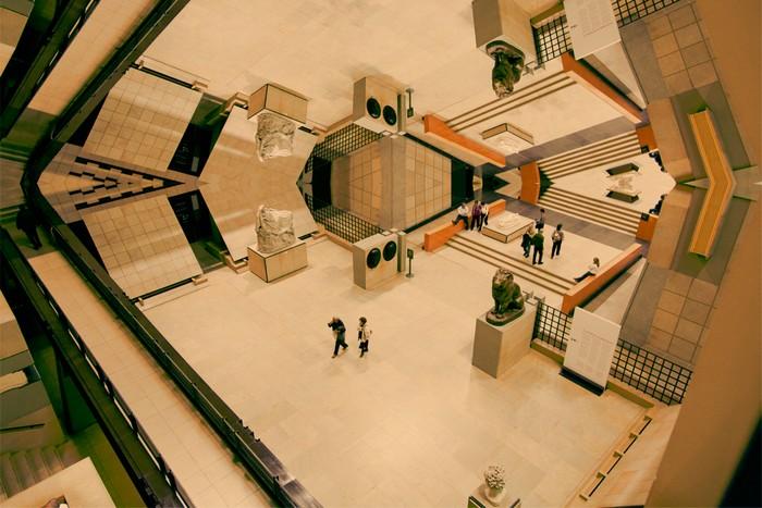 Города-вселенные в проекте ACCESSION от Бена Томаса (Ben Thomas)