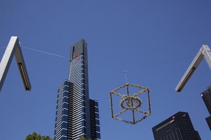 Airborne – необычные летающие парки в Мельбурне